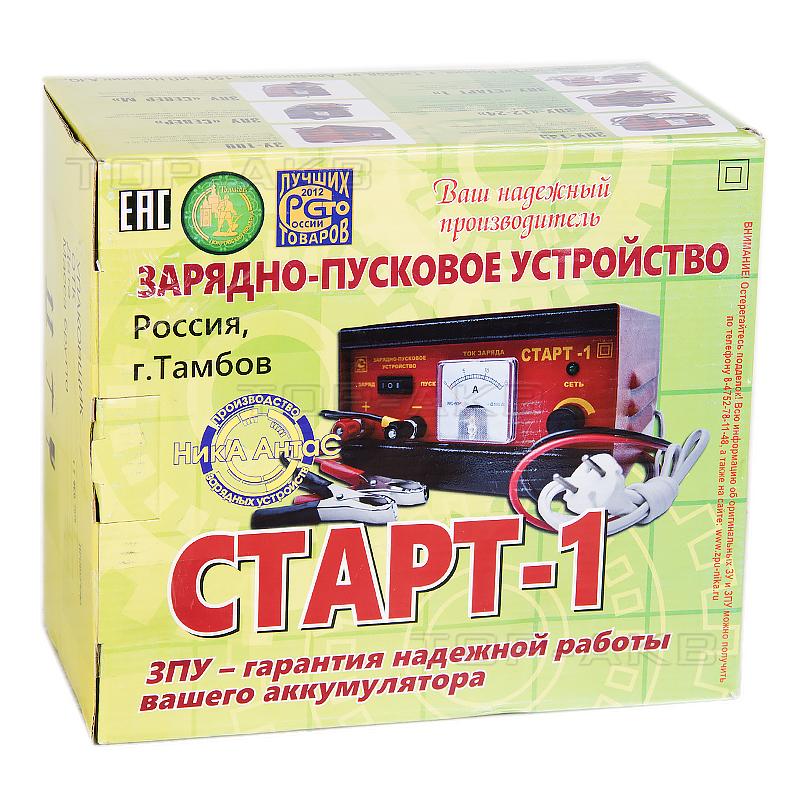 Пуско-зарядное устройство Ника АнтаС ЗПУ Старт1 (трансформаторное)