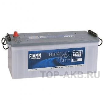 Fiamm Power Cube 180 евро 1100A (513x223x223) Heavy Duty B180EHD