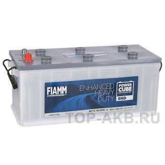 Fiamm Power Cube 185 рус 1200A (524x239x240) Heavy Duty M154185EHD