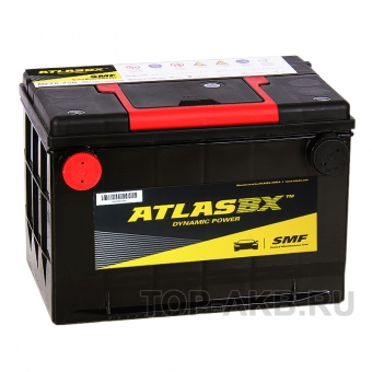 Atlas Dynamic Power MF78-750 (85L 750A 260x171x200) боковые клеммы