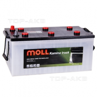 MOLL Super Heavy Duty 225 Ah 1150A (518x276x242)