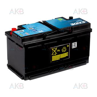 Автомобильный аккумулятор Exide Start-Stop AGM 95R (850А 353x175x190) EK950. Фото 2