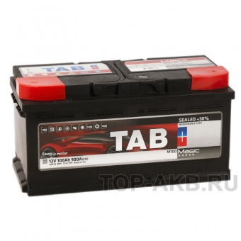 Tab Magic 100R (850A 353x175x175) 189099 60032